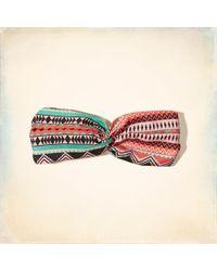 Hollister - Twisted Headband - Lyst