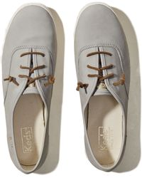 Hollister - Keds Champion Original Leather Sneaker - Lyst