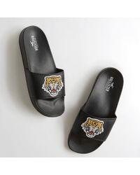 Hollister - Girls Tiger Slide Sandal From Hollister - Lyst