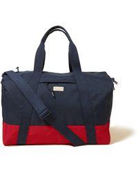 Hollister - Colorblock Weekender Bag - Lyst
