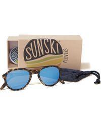 Hollister | Sunski Plover Sunglasses | Lyst