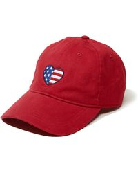 Hollister - Embroidered Dad Hat - Lyst