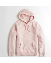 Hollister | Feel Good Fleece Hoodie | Lyst