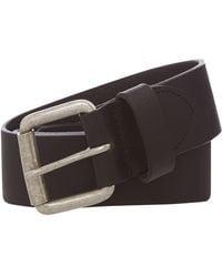Barbour | Matt Leather Belt | Lyst