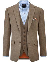 Skopes - Swilken Wool Blend Jacket - Lyst