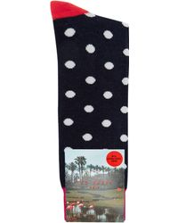 Ted Baker - Men's Pupkin Golf Sock - Lyst