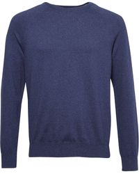 French Connection - Men's Stretch Cotton Crew Neck Jumper - Lyst