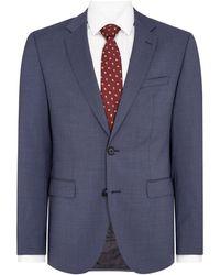 HUGO - Men's Jeffrey Regular Fit Stripe Two-piece Suit Jacket - Lyst