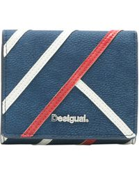 Desigual - Wallet Arianne Square - Lyst