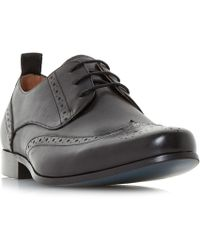 Bertie - Probation Pointed Brogues - Lyst