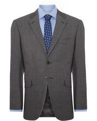 Howick | Derry Notch Lapel Pindot Suit Jacket | Lyst