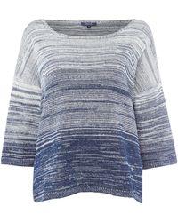 Salsa | Knitted 3/4 Length Sleeve D | Lyst