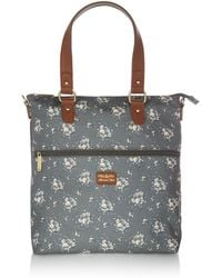 Ollie & Nic - Ditsy Day Tote Bag - Lyst