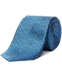 Richard James - Mosaic Silk Tie - Lyst
