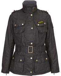 Barbour - International Wax Jacket - Lyst