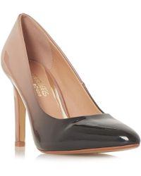 Dune - Alexxa Point Toe Stiletto Court Shoes - Lyst
