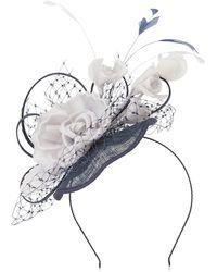 Jacques Vert - Flower Trim Headpiece - Lyst