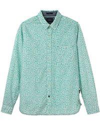 White Stuff - Men's Ditsy Floral Shirt - Lyst