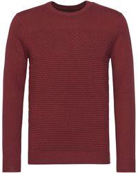 Calvin Klein   Safet Crew Neck Sweater   Lyst