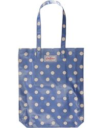Cath Kidston - Button Spot Book Tote Bag - Lyst
