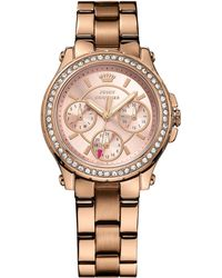 Juicy Couture | 1901106 Ladies Bracelet Watch | Lyst