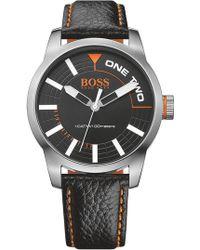 BOSS Orange - 61513214 Mens Strap Watch - Lyst