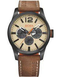 BOSS Orange - 61513237 Mens Strap Watch - Lyst
