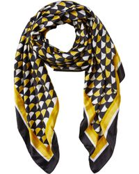 Soaked In Luxury - Print Scarf - Lyst