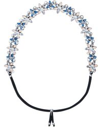 Mango | Faceted Crystal Hairband | Lyst