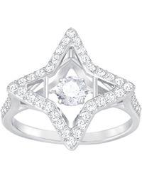 Swarovski - Sparkling Dc Ring - Lyst