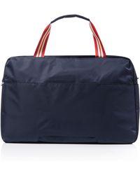 Lipault - Ines De La Fressange Navy Duffle Bag - Lyst