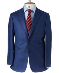 Chester Barrie - Men's Flannel Albemarle Suit - Lyst