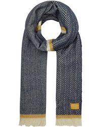Joules - Twilby Soft Handle Oblong Scarf - Lyst