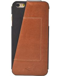 Fossil - Mlg0348216 Mens Iphone 6 Case - Lyst