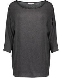 Betty & Co. - Wrapped Jersey Top - Lyst