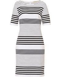 Betty Barclay - Striped Shift Dress - Lyst