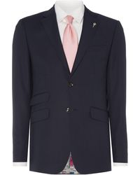 Ted Baker | Romar Pindot Suit Jacket | Lyst