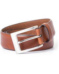 Paul Costelloe - Loman Leather Formal Belt - Lyst
