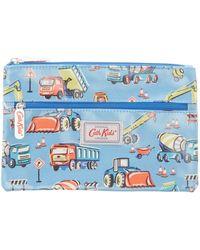 Cath Kidston - Boys Double Zip Construction Pencil Case - Lyst
