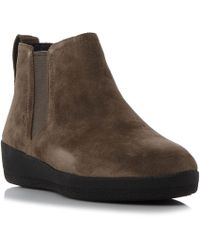 Fitflop - Superchelsea Boots - Lyst