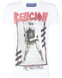 Religion - Men's Tour T-shirt - Lyst