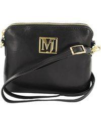 Marta Jonsson - Across Body Bag With Mj Golden Detail - Lyst