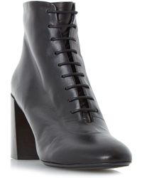 Dune Black - Dune Ochre Lace Up Ankle Boots - Lyst