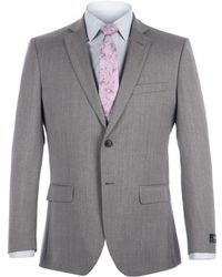 Alexandre Of England - Ealing Light Grey Suit - Lyst