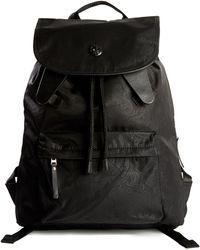 Pretty Green - Paisley Jacquard Backpack - Lyst