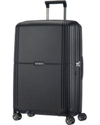 Samsonite - Orfeo Black Medium 69cm Spinner Suitcase - Lyst