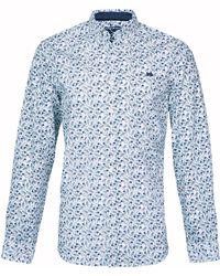 Raging Bull - Men's Big And Tall Floral Print Shirt - Lyst