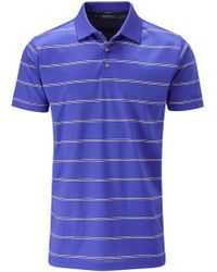 Bobby Jones - Frame Stripe Polo - Lyst