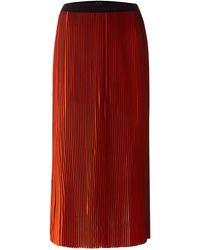 Bardot | Pleated Midi Skirt | Lyst