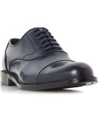 Dune - Priest Heavy Toecap Oxford Shoes - Lyst